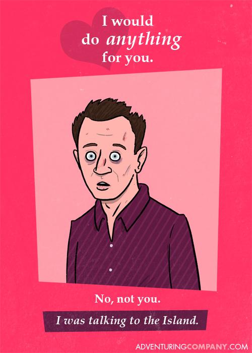 lost valentine ben linux